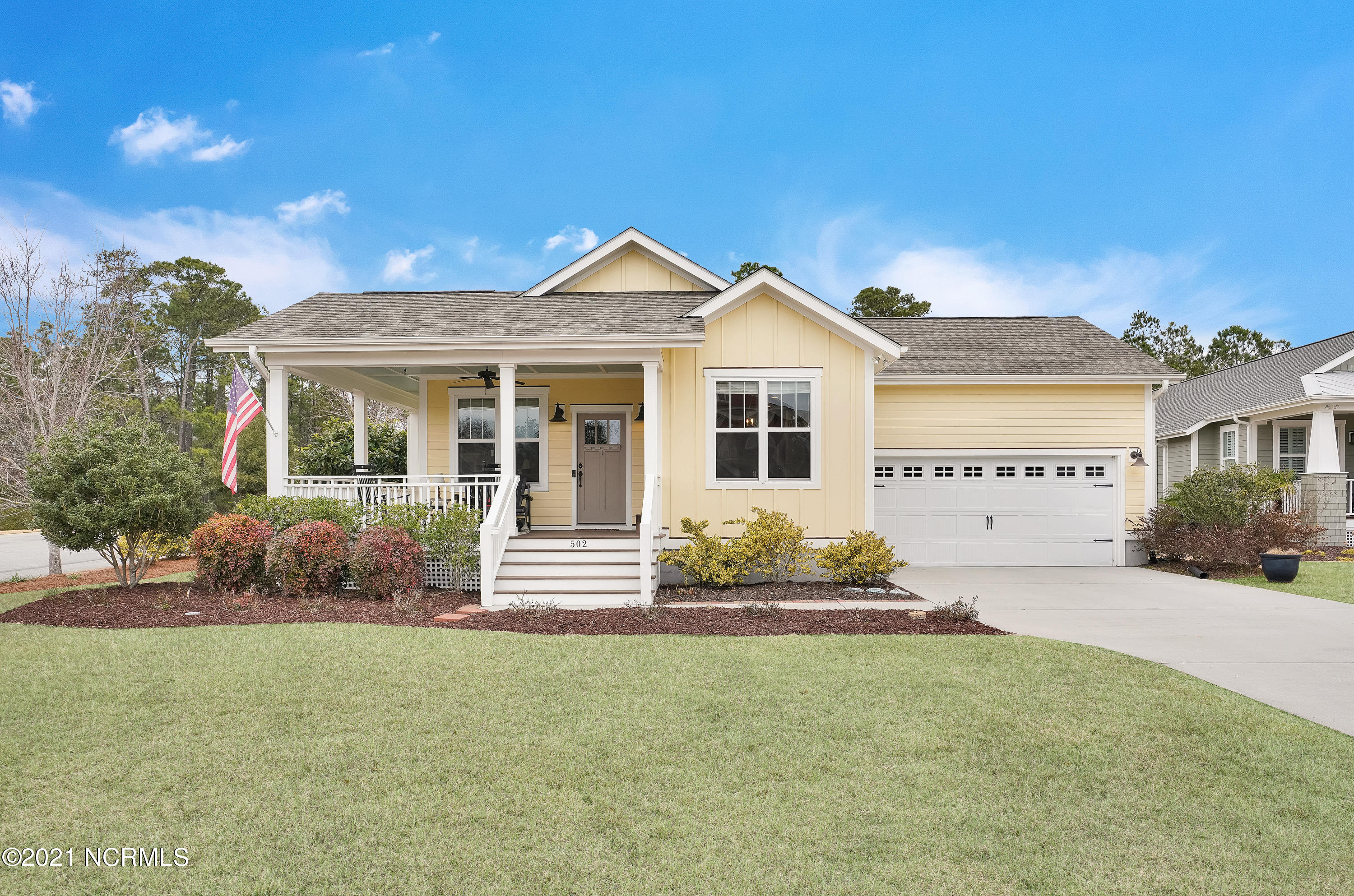 502 Majestys Court Southport, NC 28461
