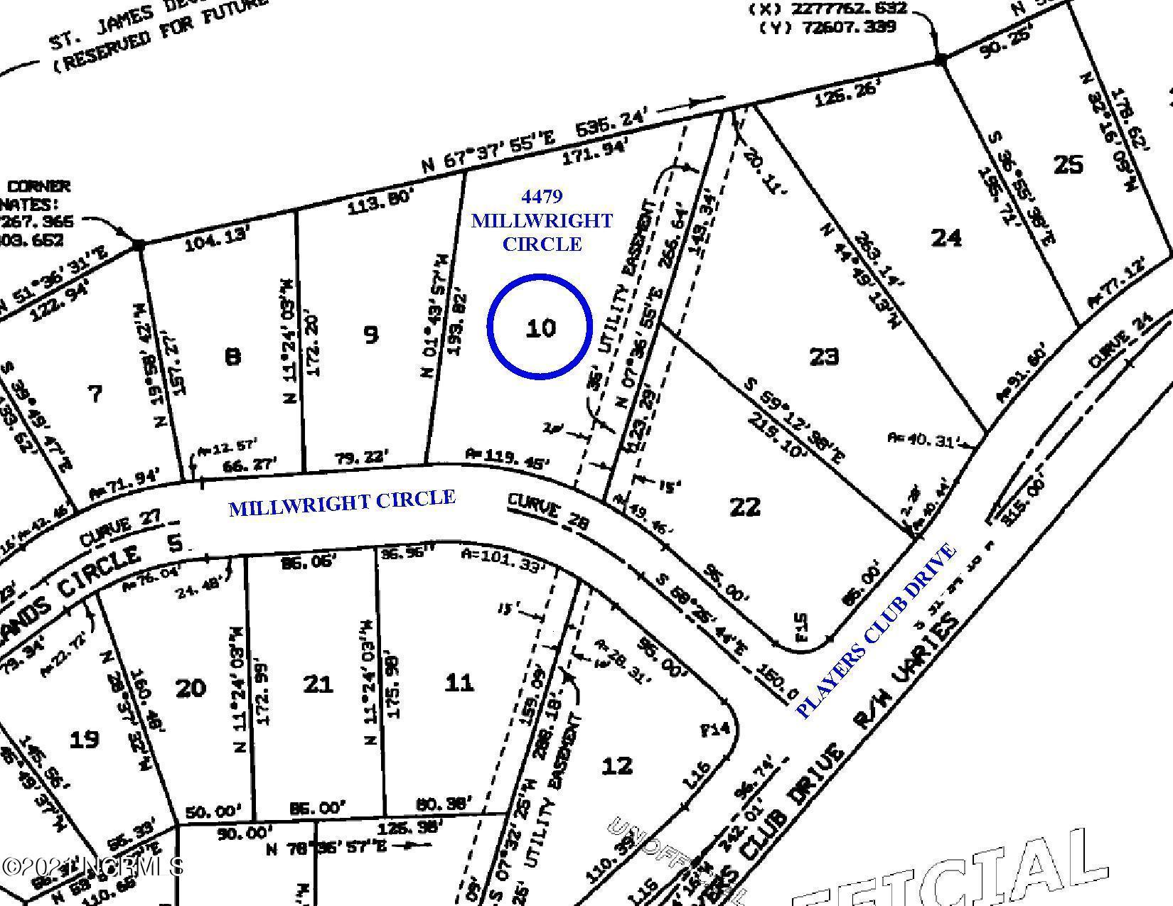 4479 Millwright Circle Southport, NC 28461