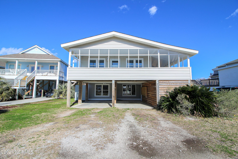 4016 E Dolphin Drive Oak Island, NC 28465