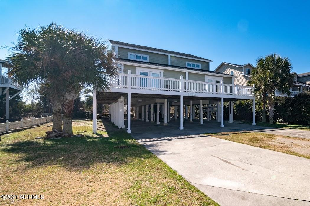 1273 Ocean Boulevard UNIT # 1 Holden Beach, NC 28462