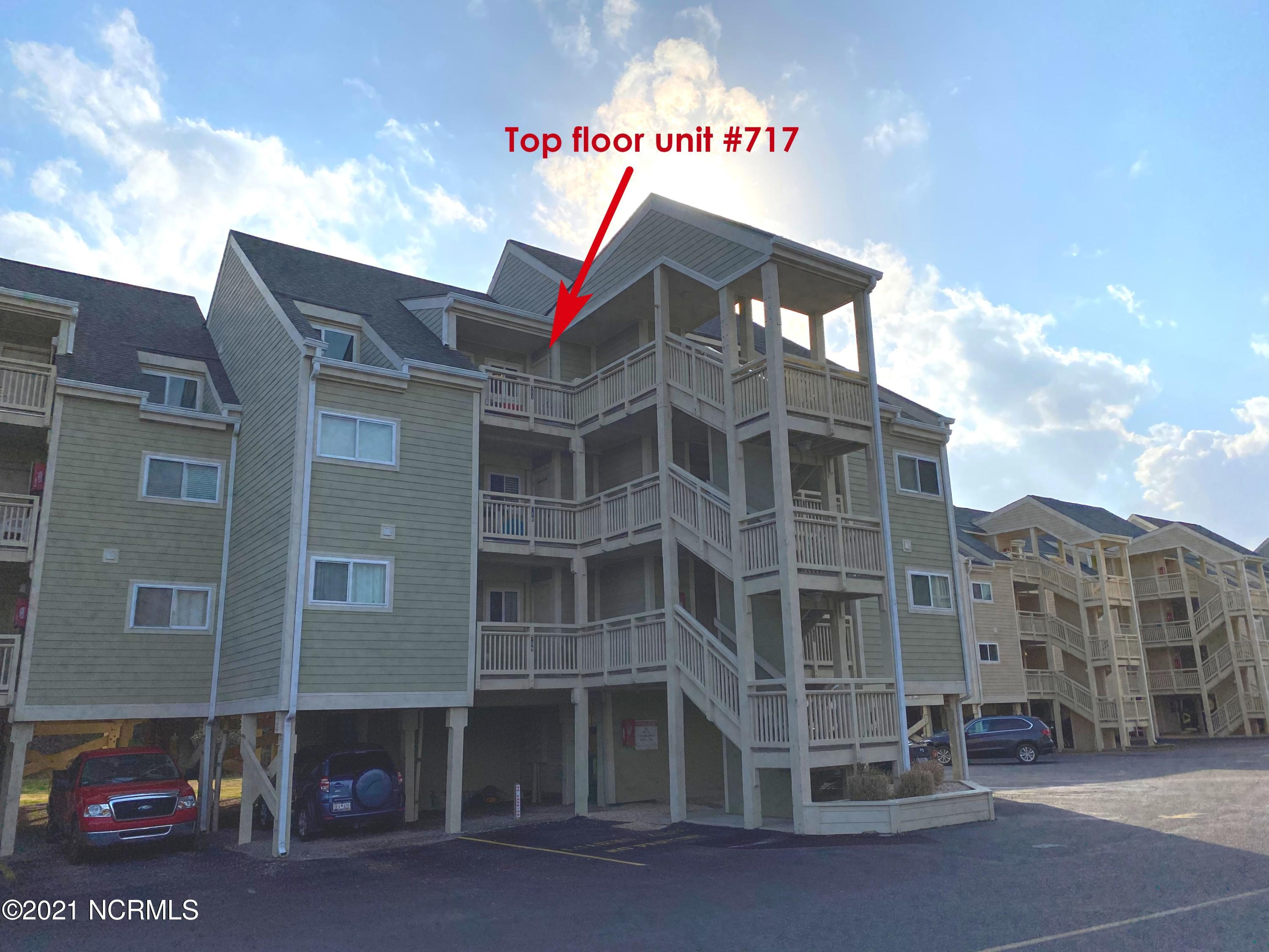 1000 Caswell Beach Road UNIT # 717 Oak Island, NC 28465