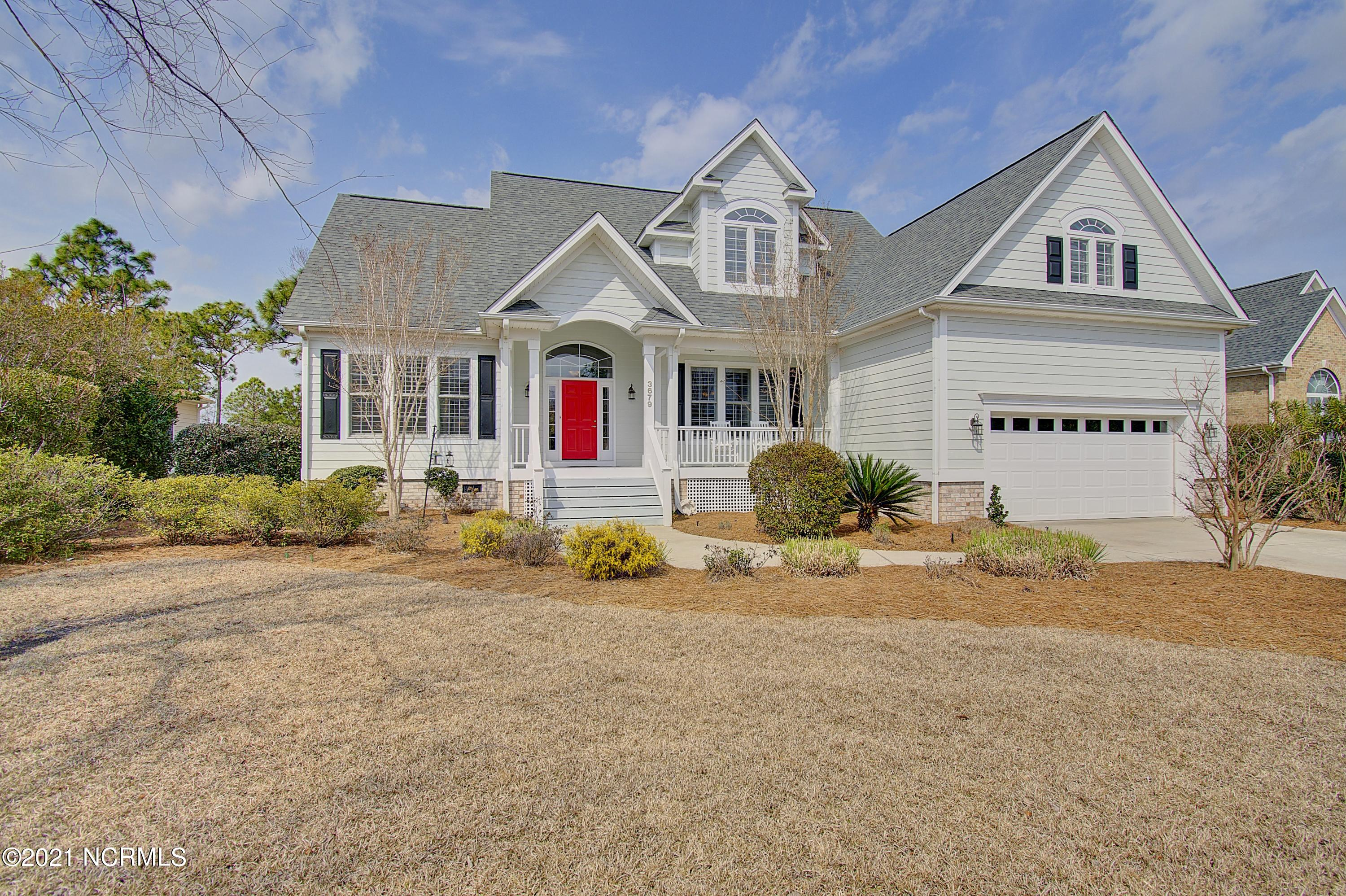 3679 Wingfoot Drive Southport, NC 28461