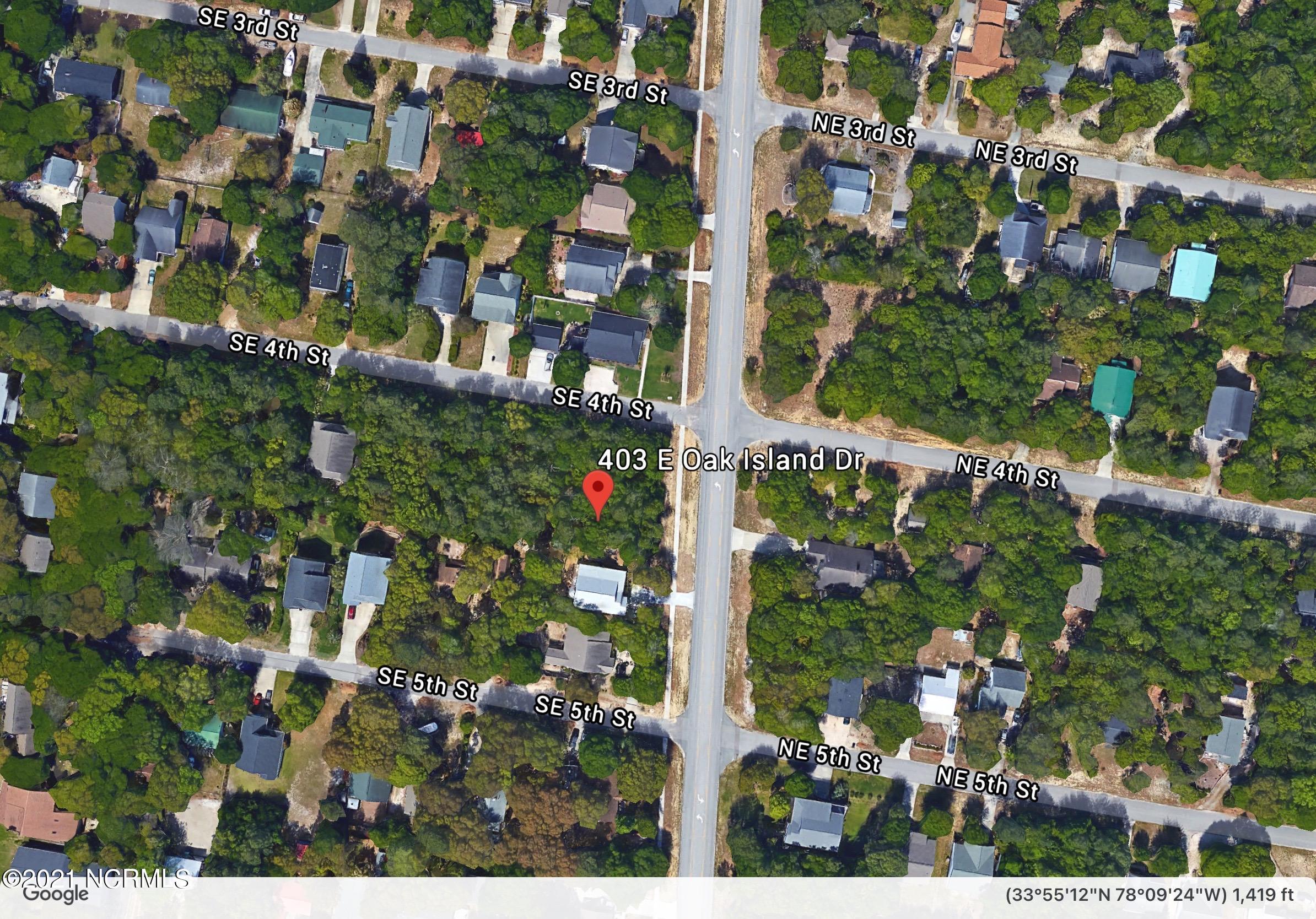 403 E Oak Island Drive Oak Island, NC 28465