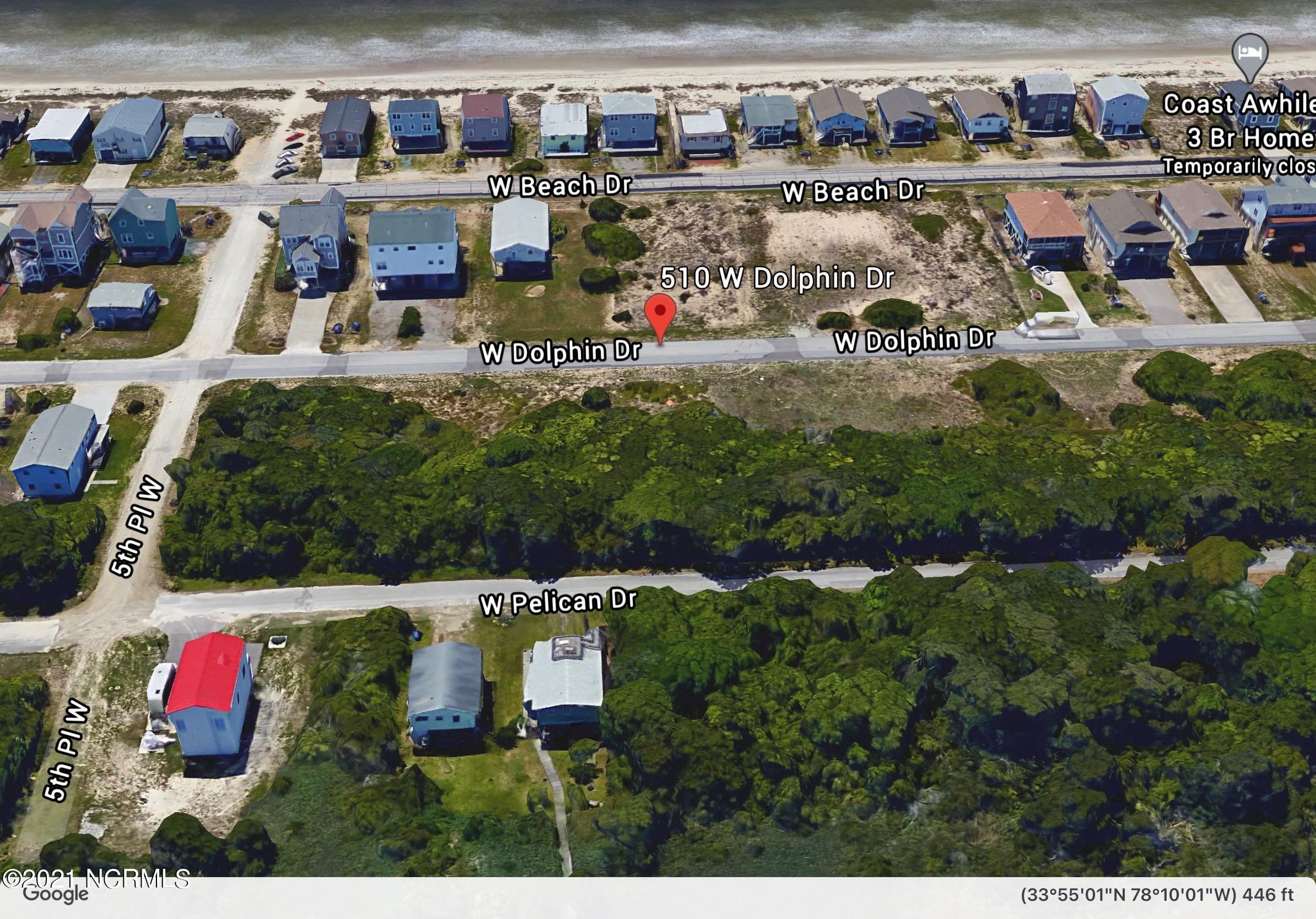 510 W Dolphin Drive Oak Island, NC 28465