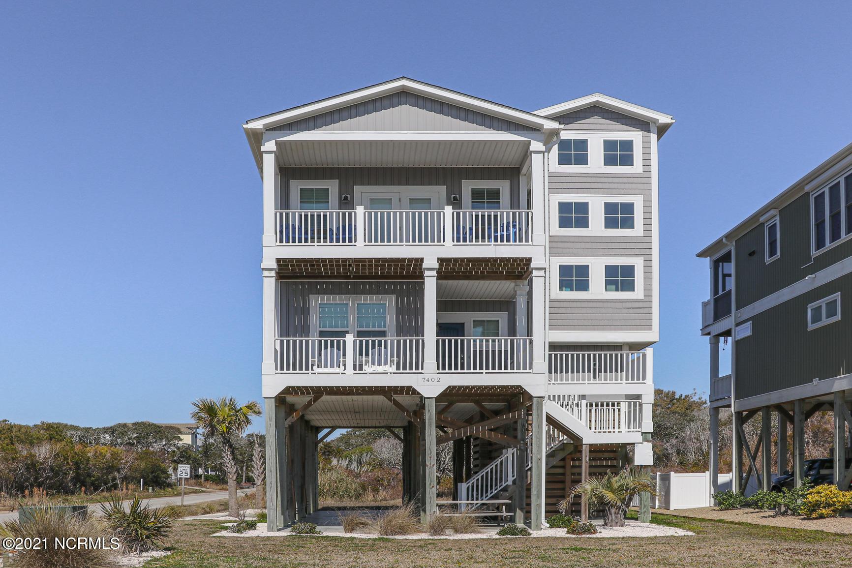 7402 E Beach Drive Oak Island, NC 28465