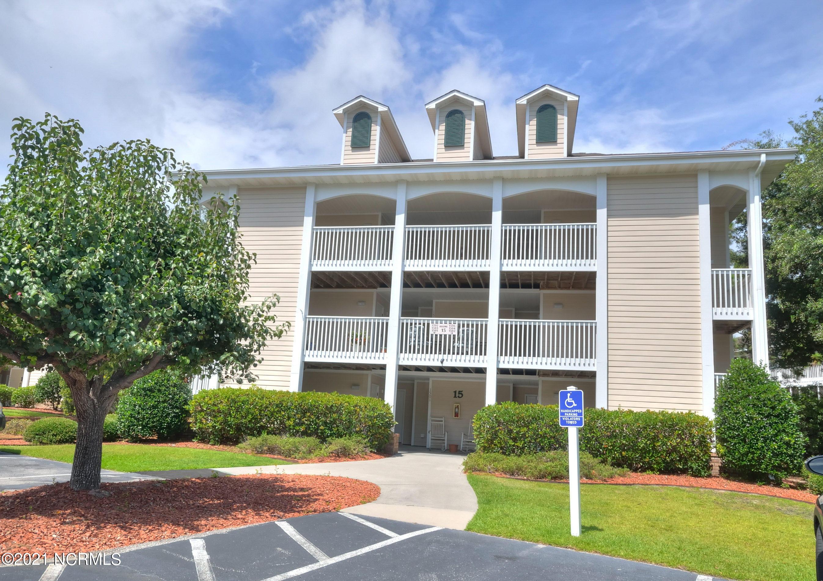 3350 Club Villas Drive UNIT #1501 Southport, NC 28461