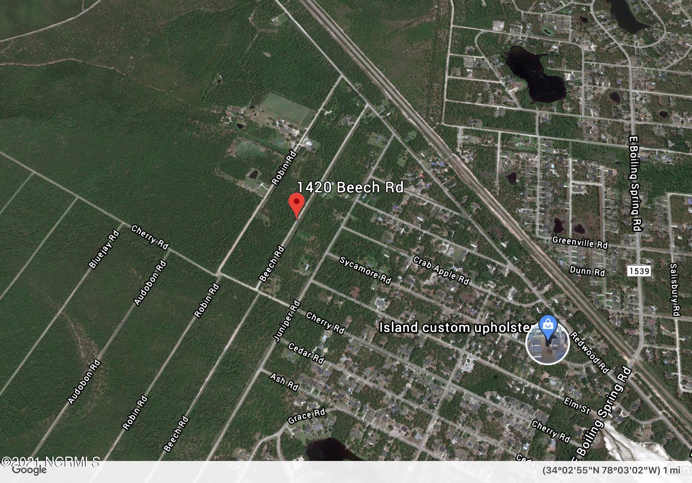 Brunswick Plantation & Golf Resort - MLS Number: 100263478