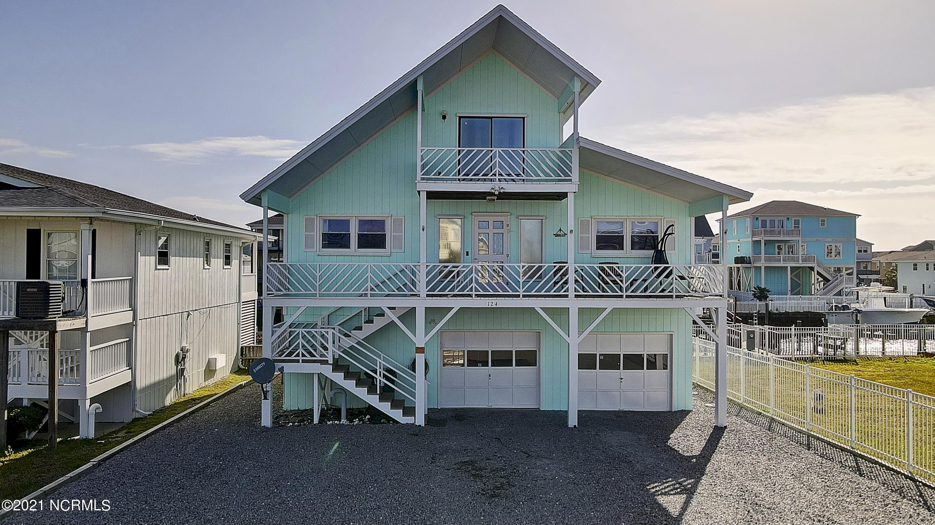 124 Starfish Drive Holden Beach, NC 28462