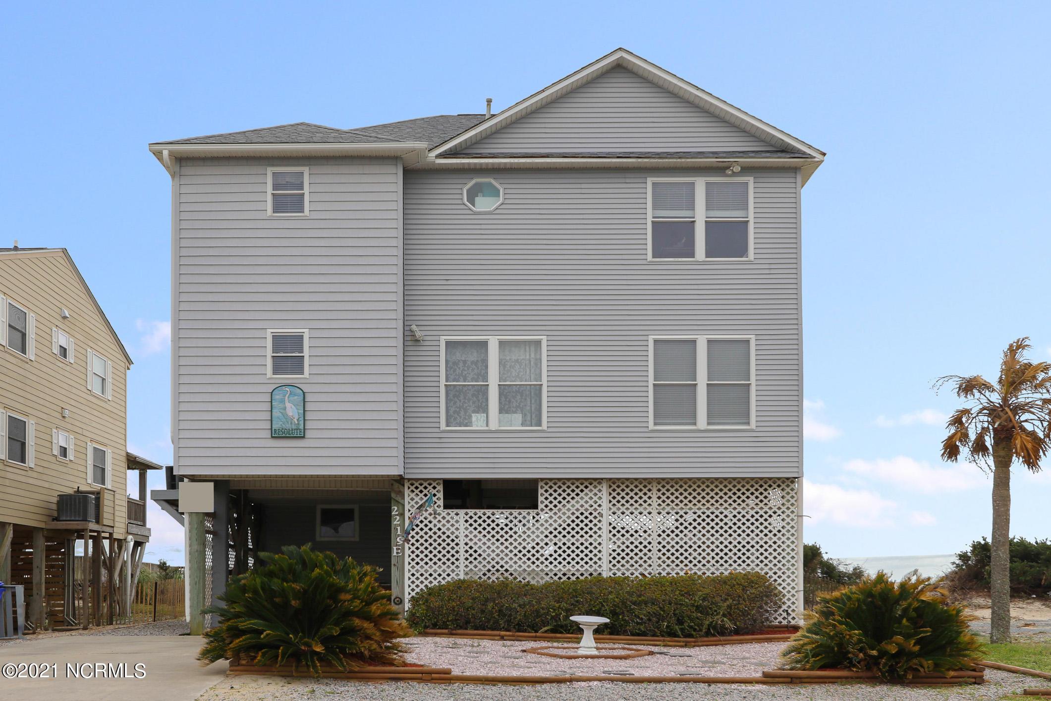 2219 E Beach Drive Oak Island, NC 28465