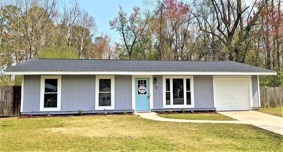 Extensively remodeled 3 bedroom, 2 bath home near Jacksonville High School.  New roof, new HVAC system, new water heater, new appliances, new counter tops, new kitchen sink, new flooring, new bathroom vanities, freshly painted inside and out.  Must see.  Quiet cul de sac at an affordable price