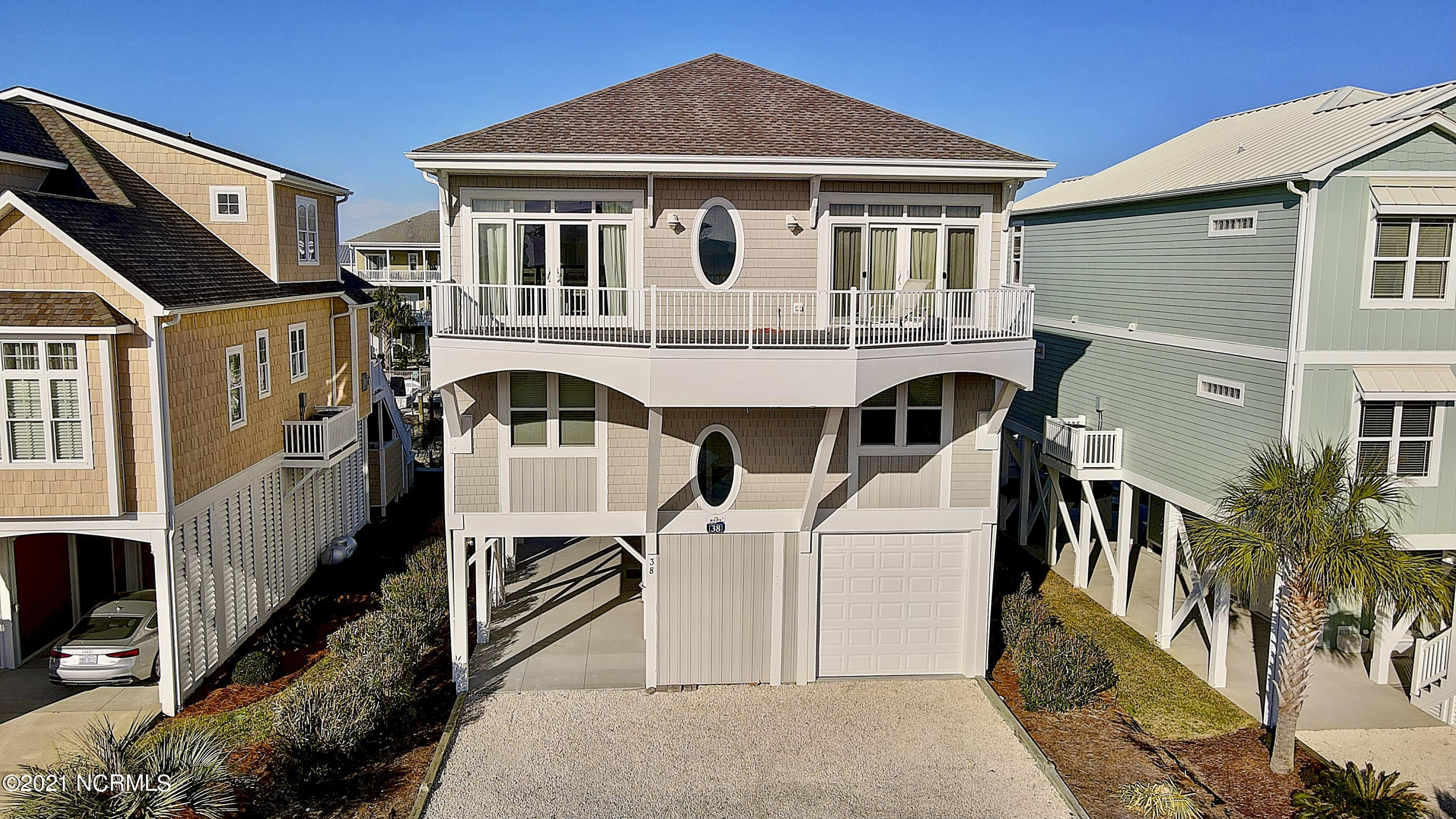 38 The Peninsula Ocean Isle Beach, NC 28469