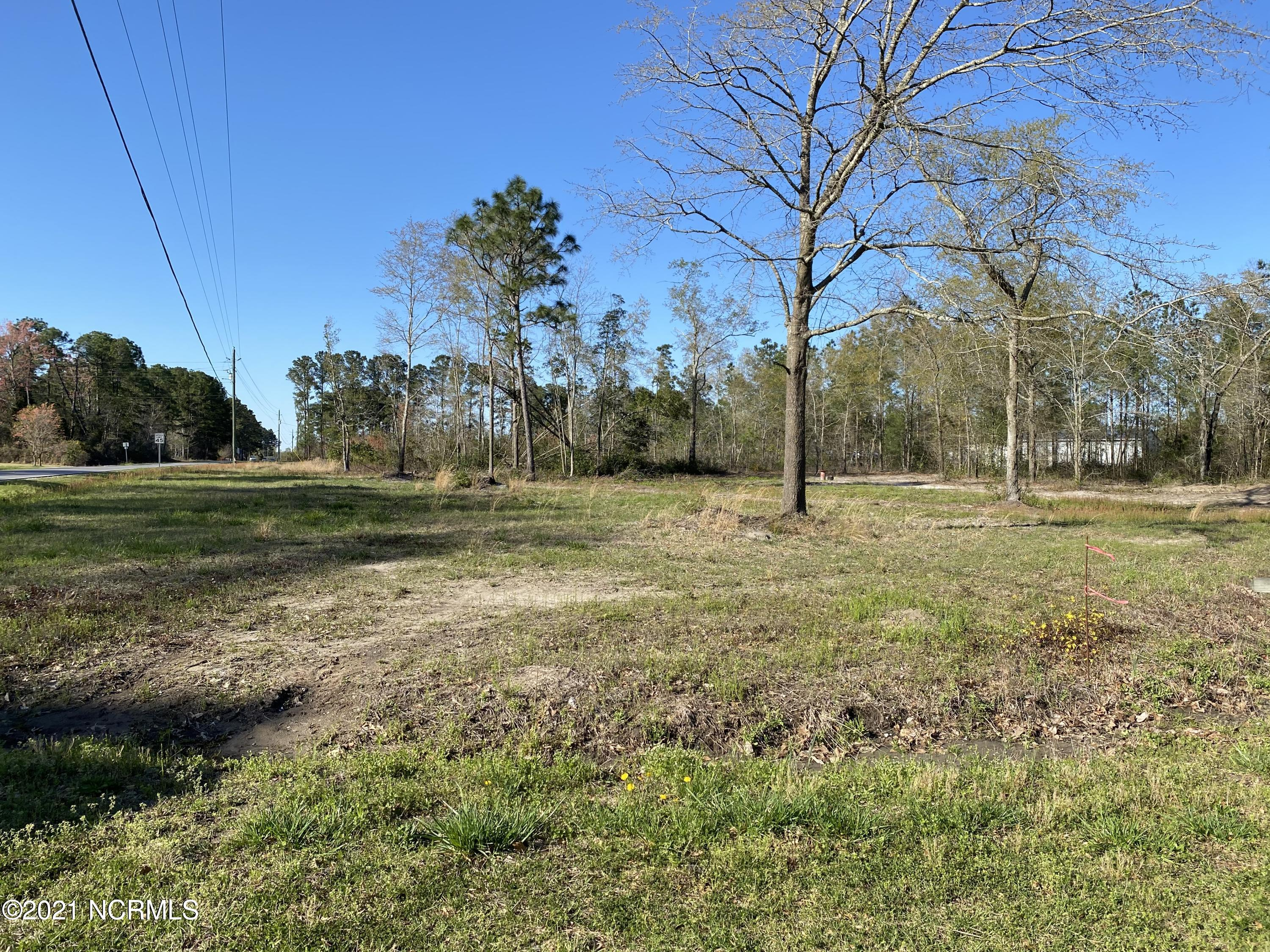 1 acre lot located on the corner of Fowler Manning Rd and Coston.