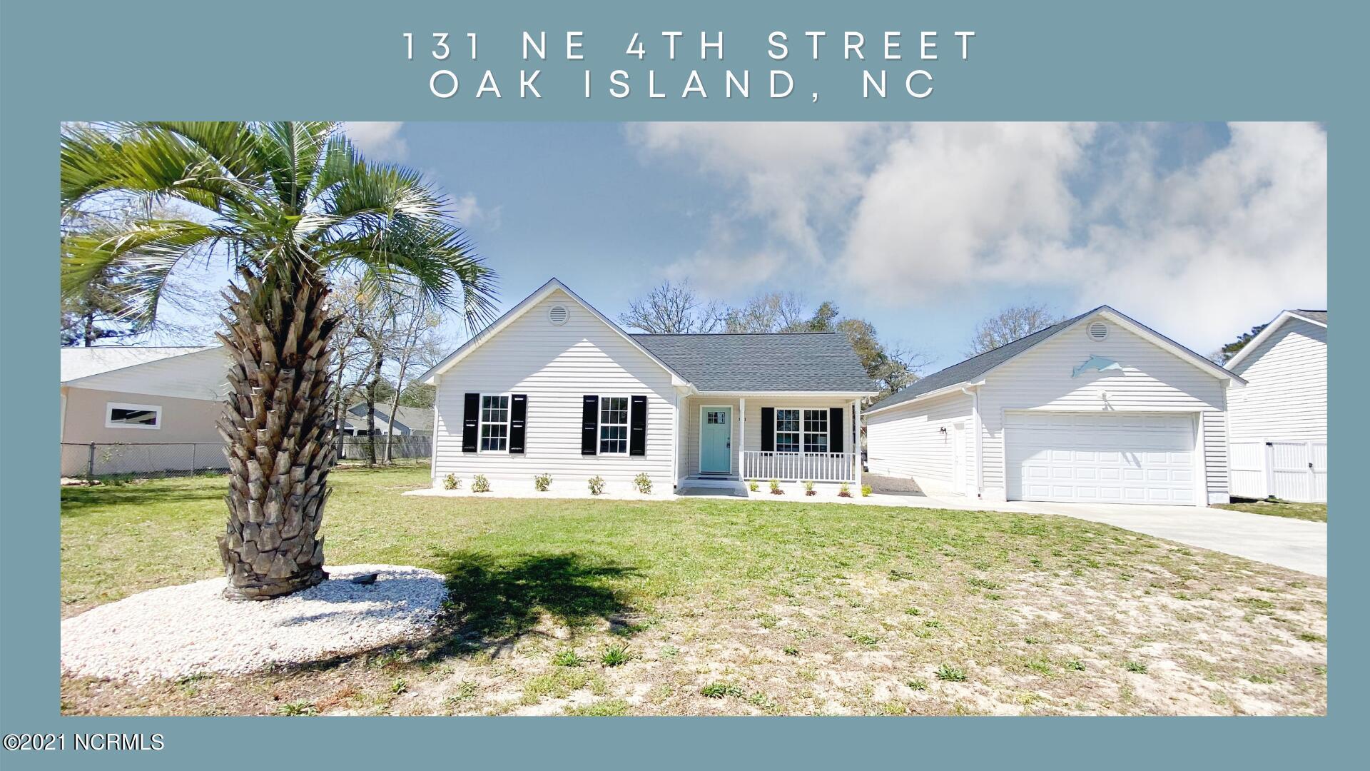 131 NE 4th Street Oak Island, NC 28465