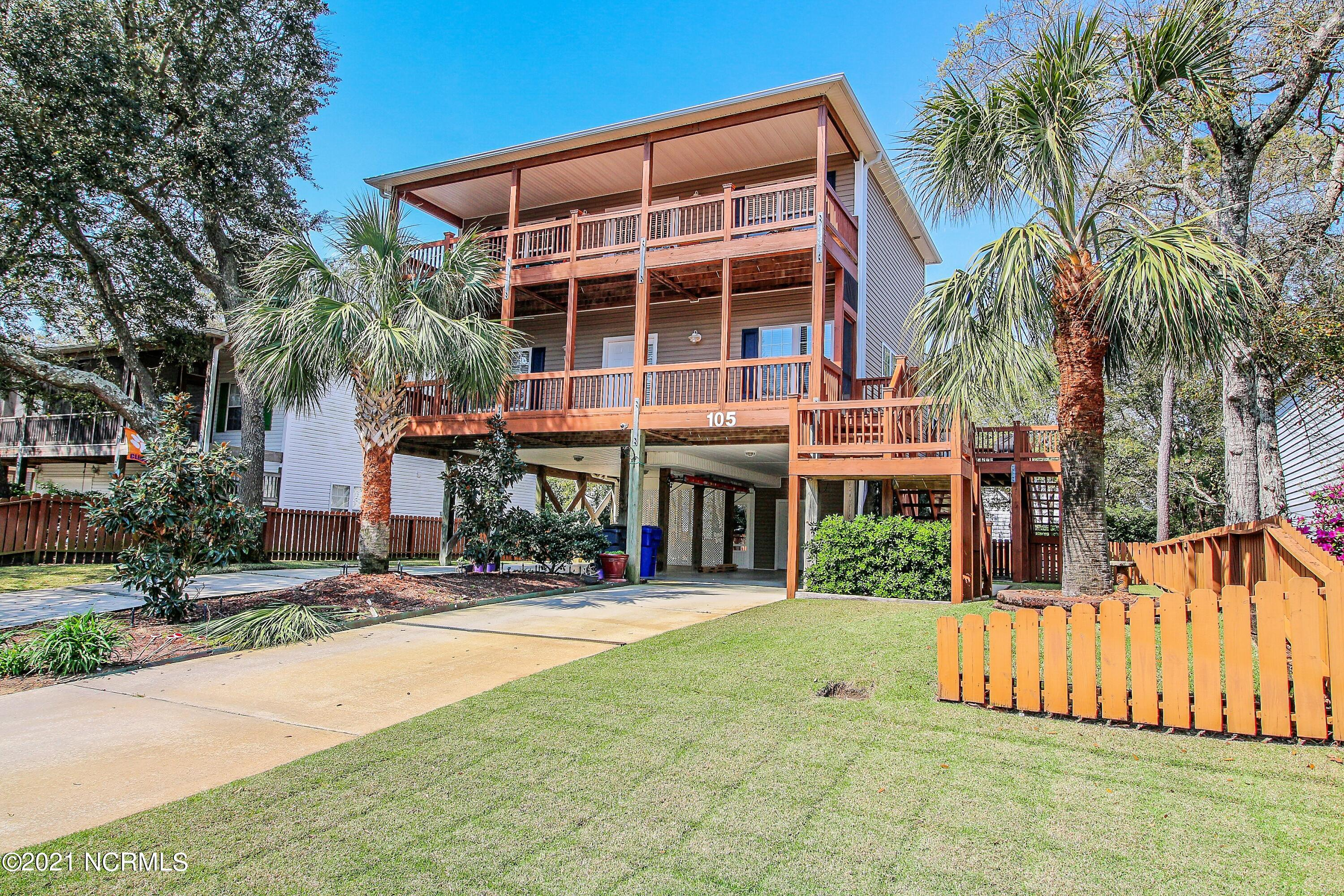105 SE 79th Street Oak Island, NC 28465
