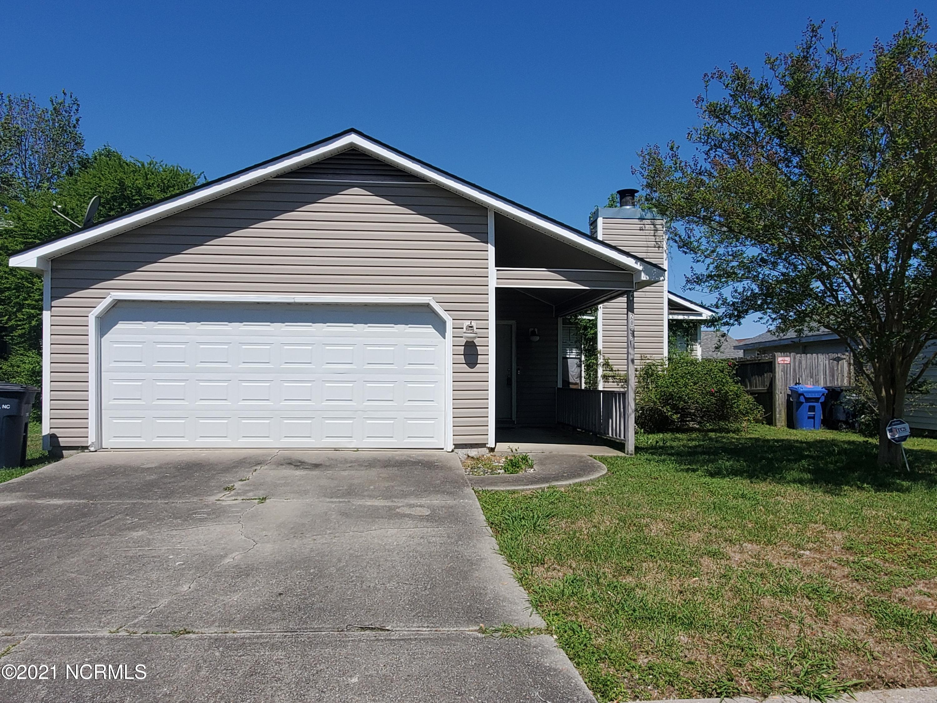 3 bedroom, 2 bathroom home in Foxhorn Village.  The living room features a wood burning fireplace.  The 2 car garage has an additional utility room for the washer and dryer and attic access.  Step out back to enjoy the nice sized fenced in backyard!  This home is a true fixer upper and is ready for a new owner to bring it back to its full potential!  This home is an as-is short sale.