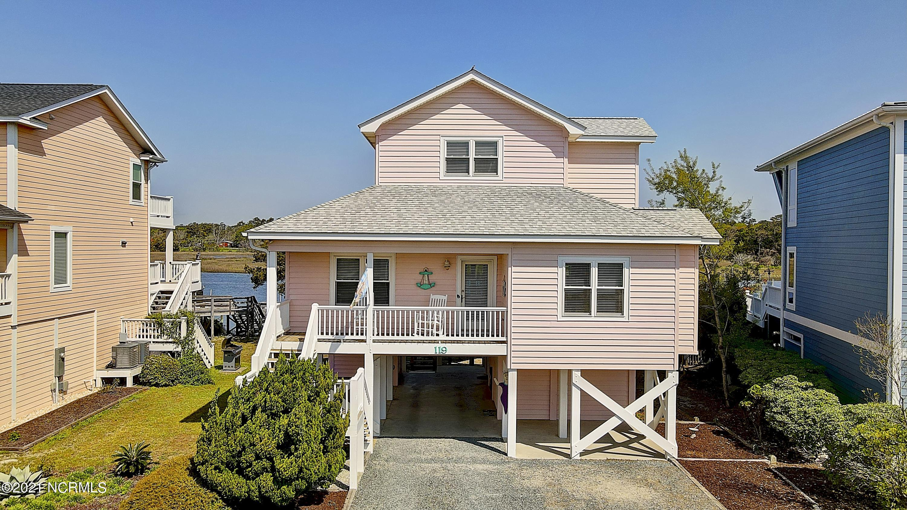 119 Southshore Drive Holden Beach, NC 28462