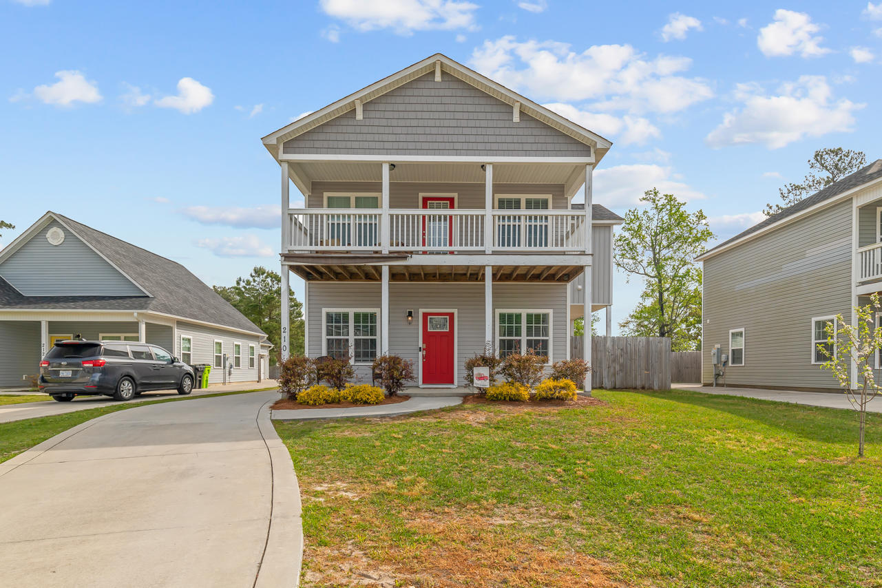 Alma Farms is calling your name! This beautiful 2 story home is over 1800 square feet with a two car garage! When you first walk into the home you will notice an open floor plan leading in to the living area. Next is the ravishing open kitchen and dining room. On the second floor you will distinguish the master bedroom with a walk in closet and a balcony. On the second story there are two other bedrooms, a full bath, and the laundry room. This house will not last long!