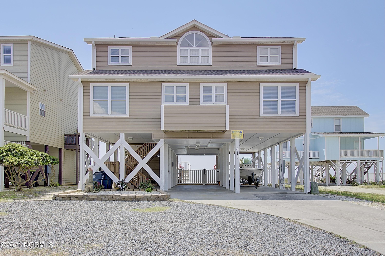 613 Ocean Boulevard Holden Beach, NC 28462