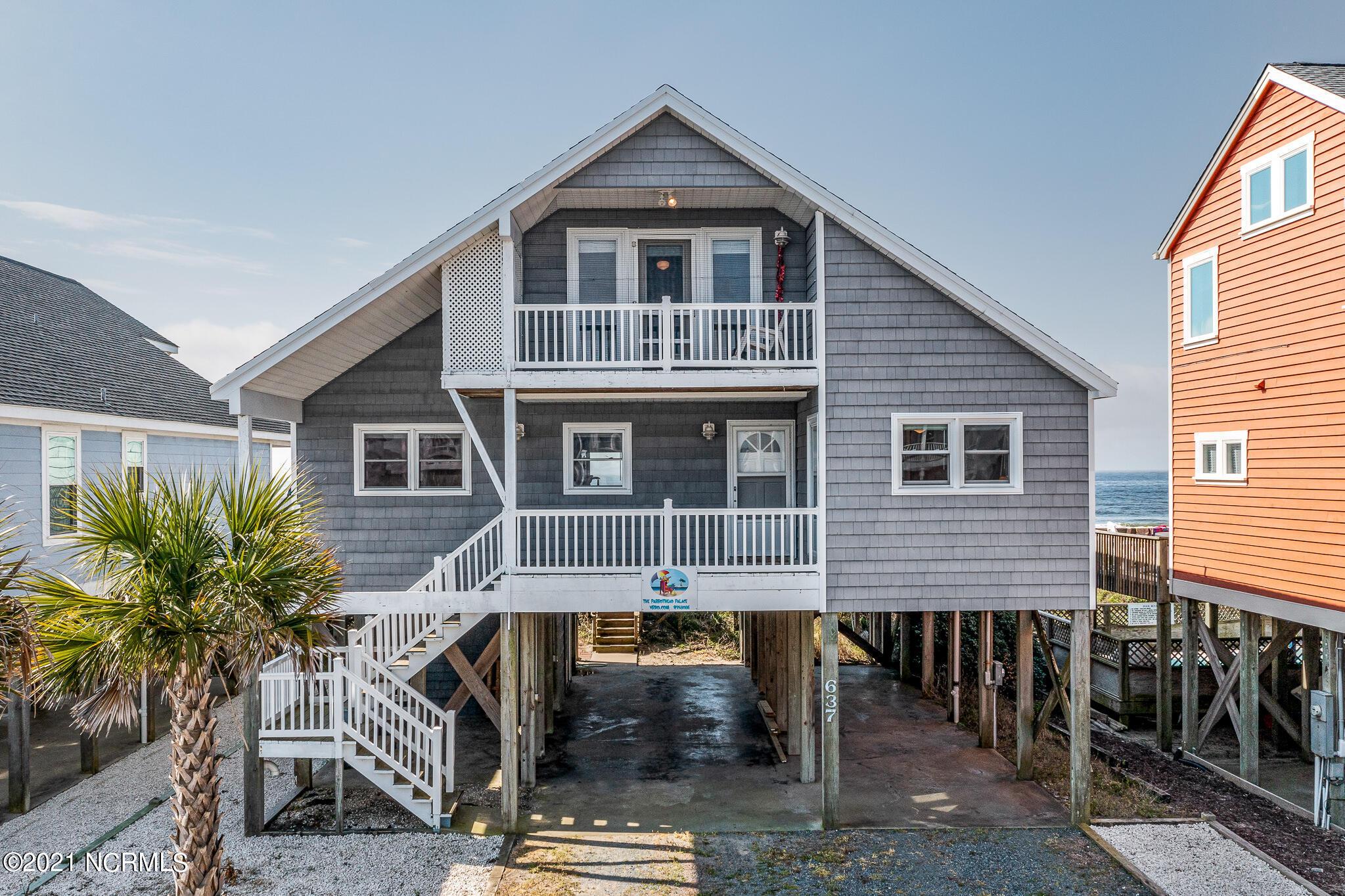 637 Ocean Boulevard Holden Beach, NC 28462