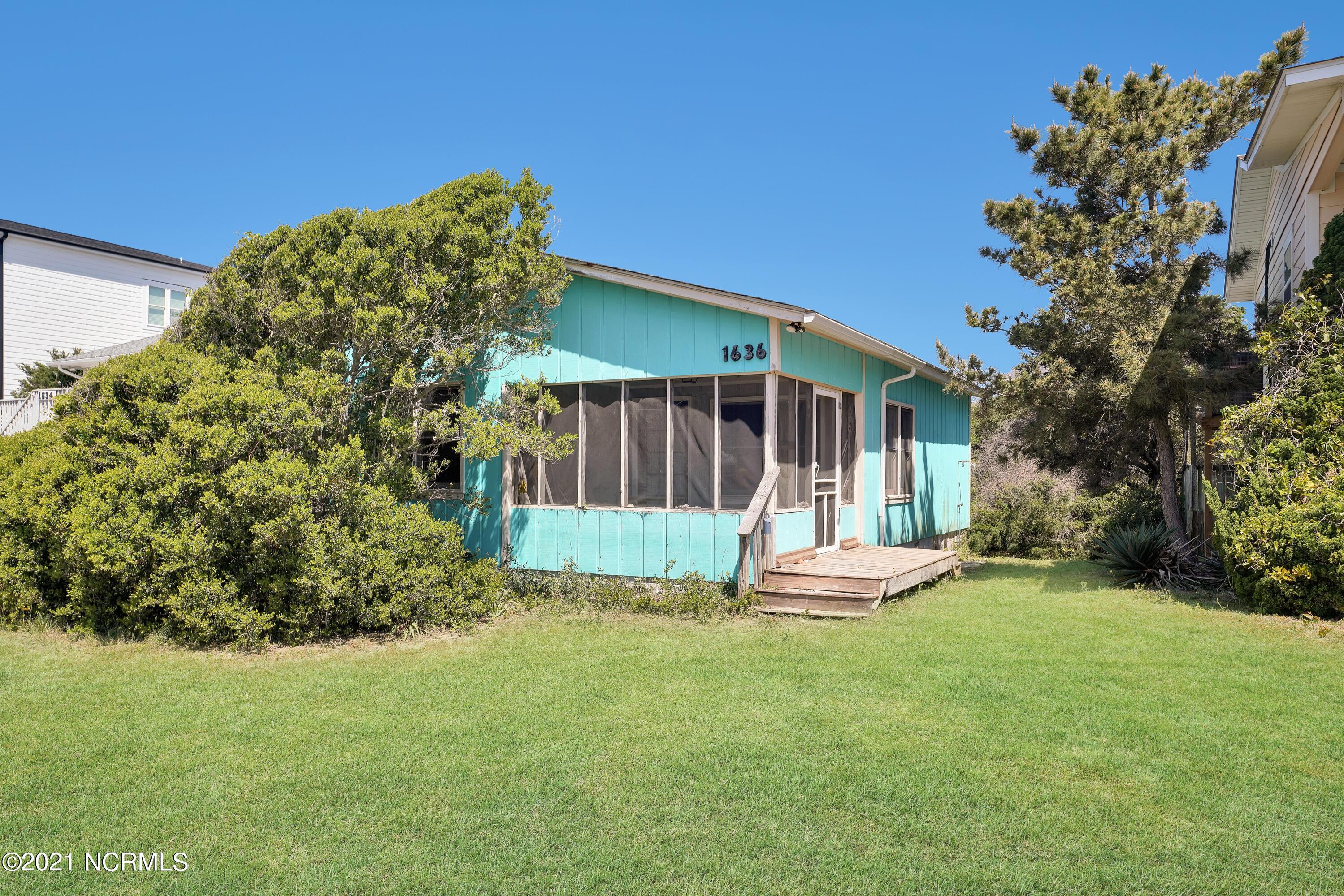 1636 E Beach Drive Oak Island, NC 28465