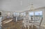 Enjoy Ocean Views from the Living and Dining Area