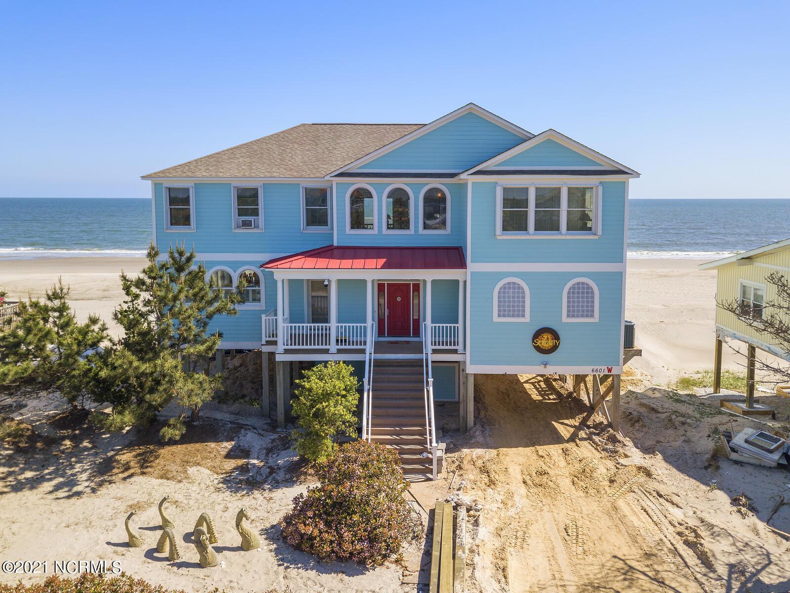 6601 W Beach Drive Oak Island, NC 28465