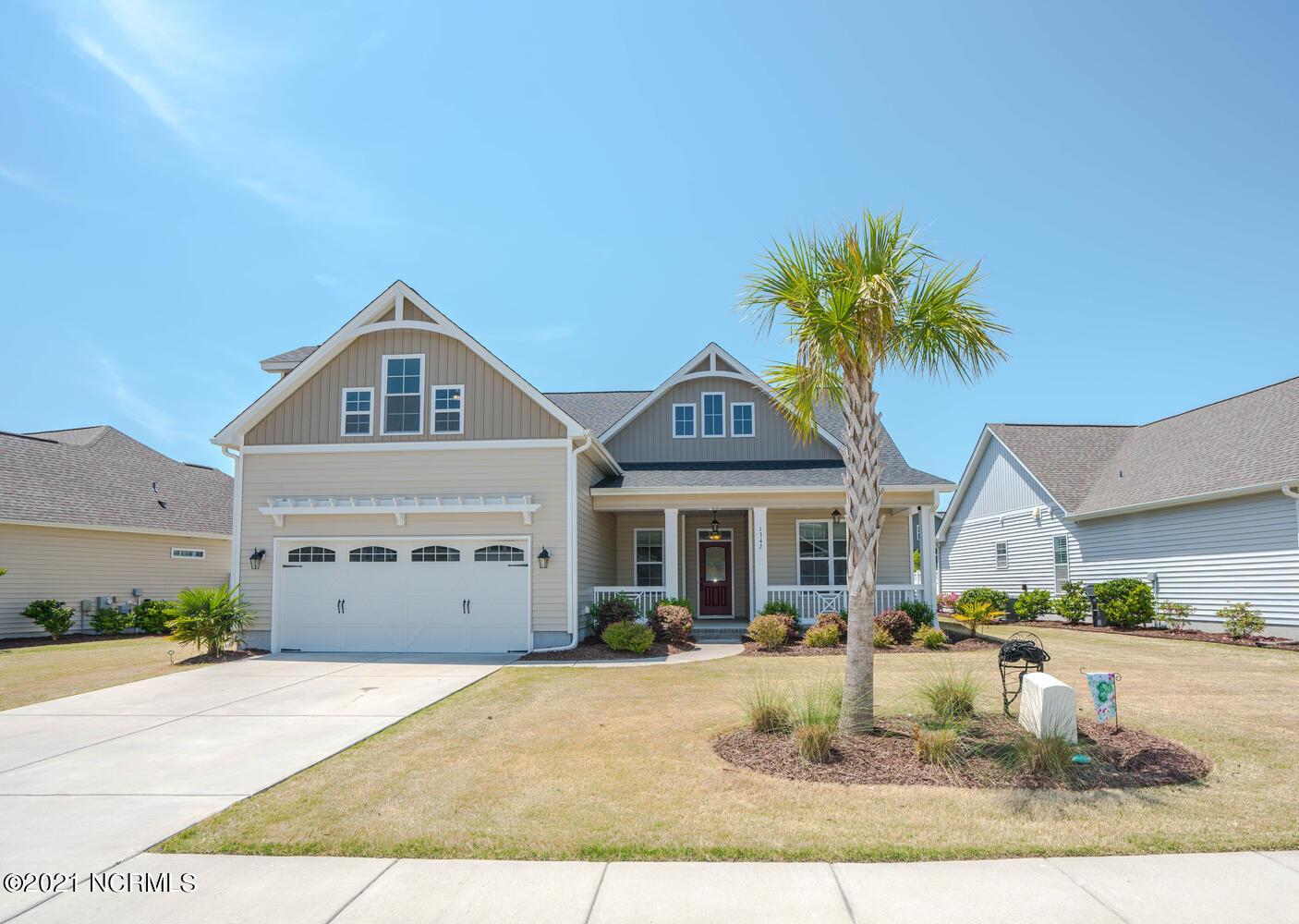 1342 Mauricio Court Ocean Isle Beach, NC 28469