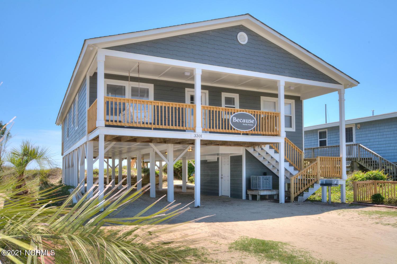 3301 W Beach Drive Oak Island, NC 28465