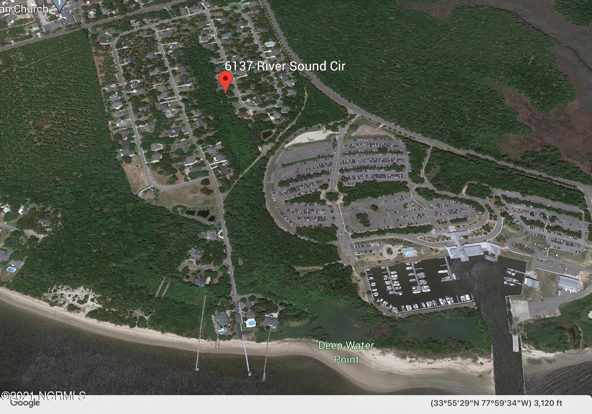 6137 River Sound Circle Southport, NC 28461
