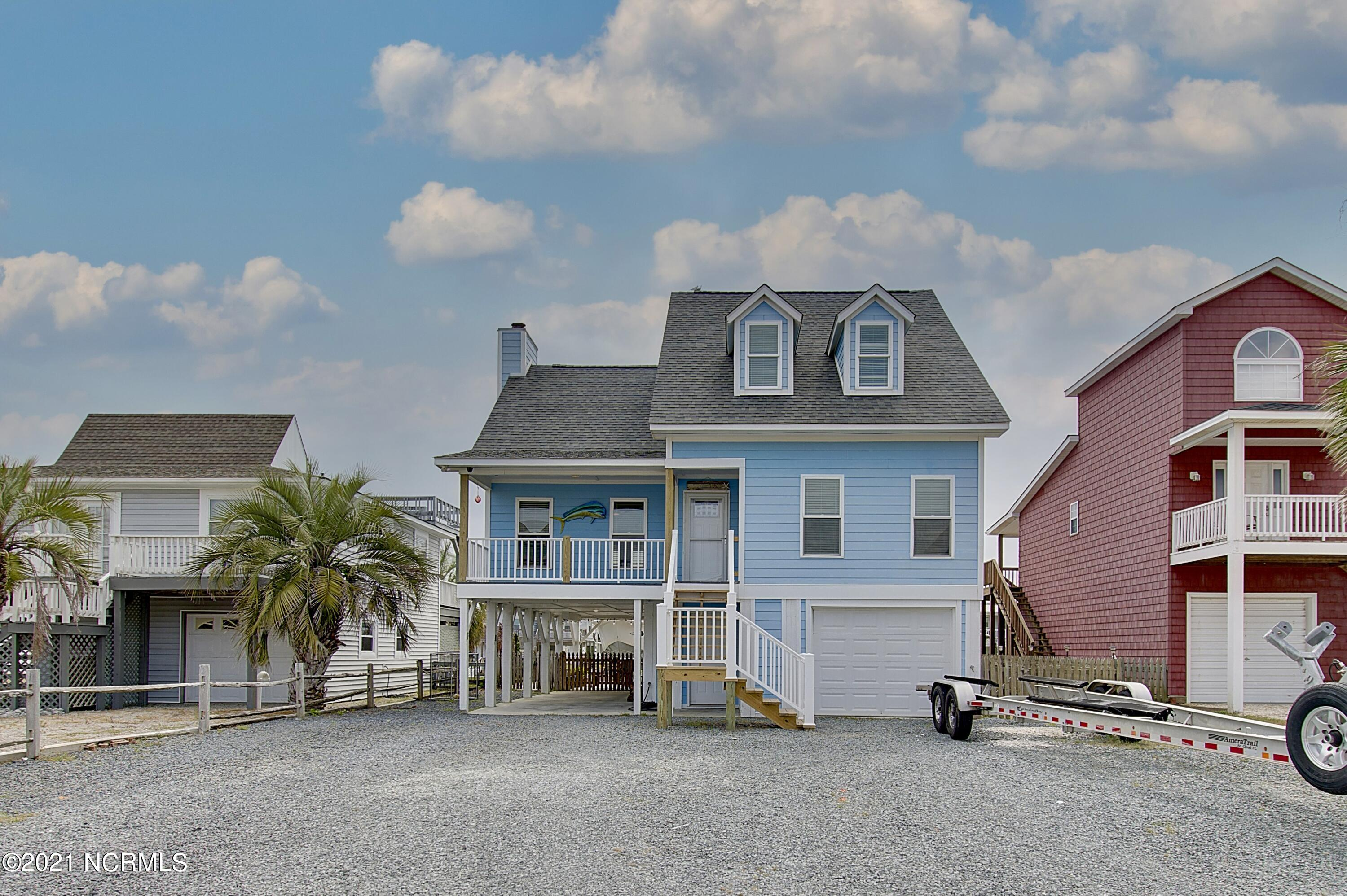 116 Burlington Street Holden Beach, NC 28462