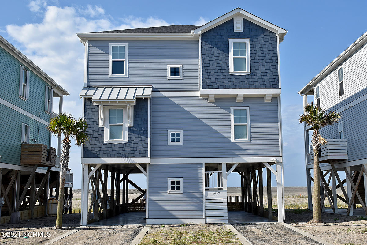 4627 E Beach Drive Oak Island, NC 28465
