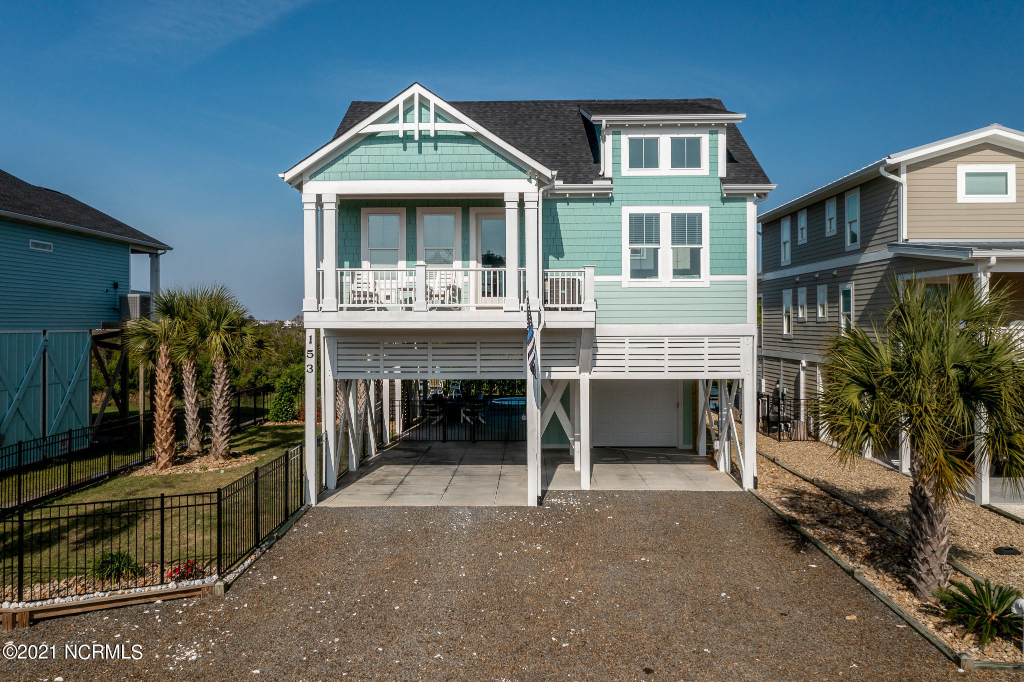 153 Sailfish Street Holden Beach, NC 28462
