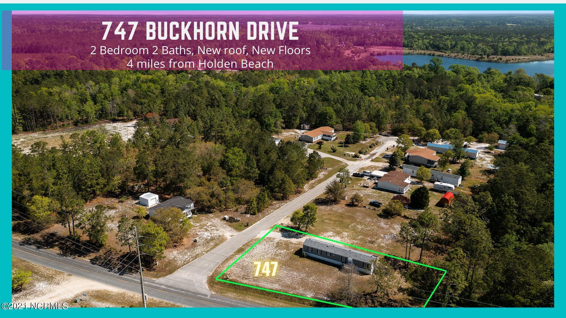 747 Buckhorn Drive Supply, NC 28462
