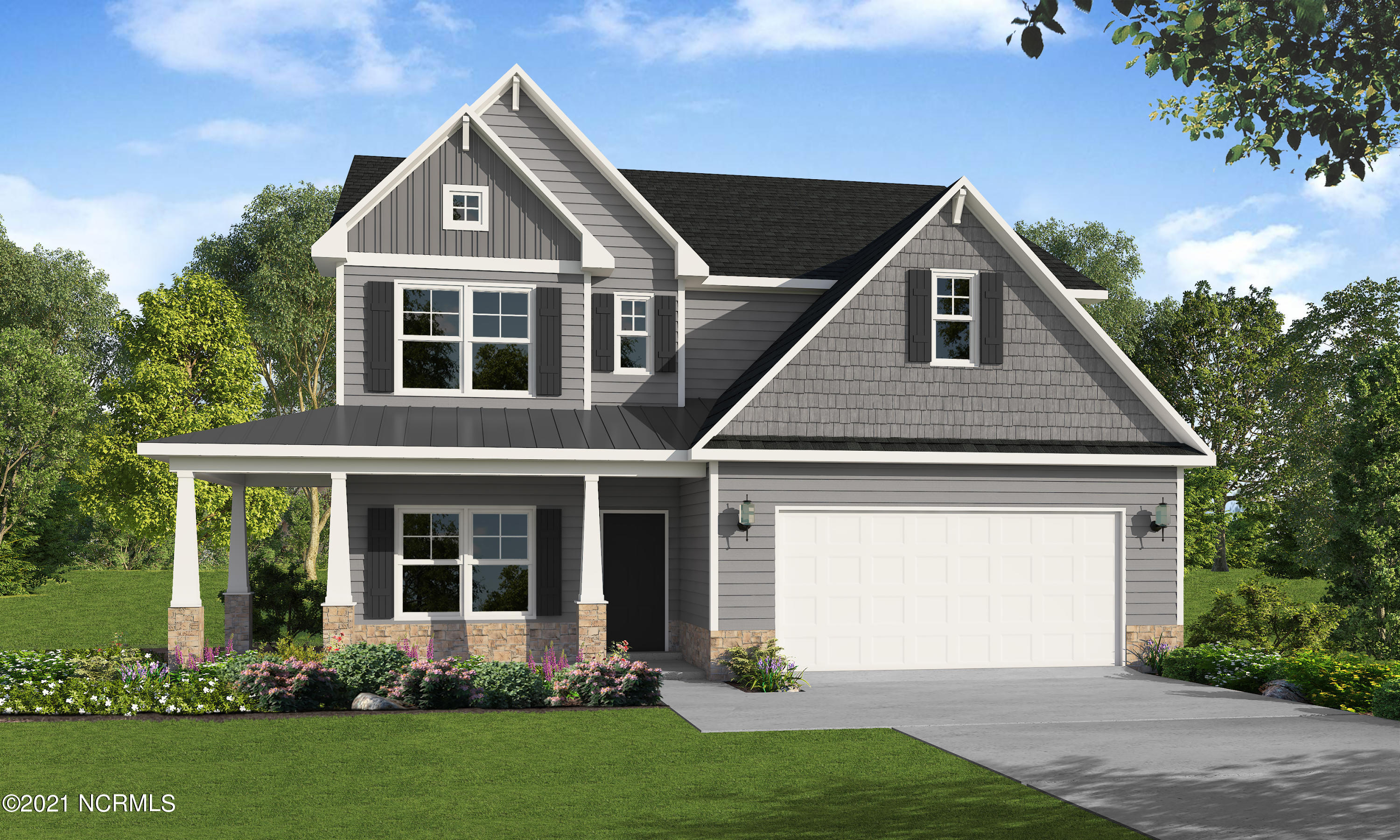 HOME IS UNDER CONSTRUCTION!!! EST COMPLETION DEC 2021. The Rivermist by Caviness & Cates is a beloved favorite by all. It features an open floor plan with a stunning two story Great Room. The first floor master suite has his and her sinks, WICs and a private water closet. The home is complete with a second story loft and three  bedrooms. complete with WICs. This home is for elevation K.
