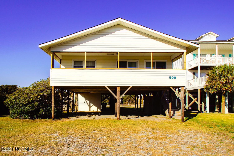 508 W Beach Drive Oak Island, NC 28465
