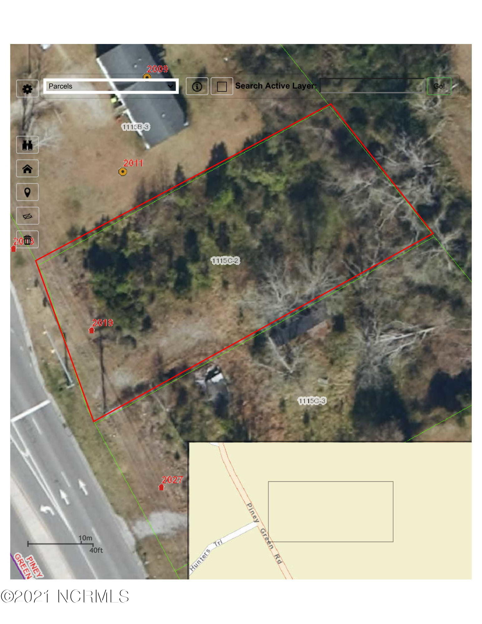 Investment Opportunity! Don't miss out on this 1/2 acre lot that the sellers want to sell both lots together that would be over an acre total with 203' of road frontage on a busy highway  There is already a red light in front of the property.  You have Water and Power access on the property. Call me with any questions you have.