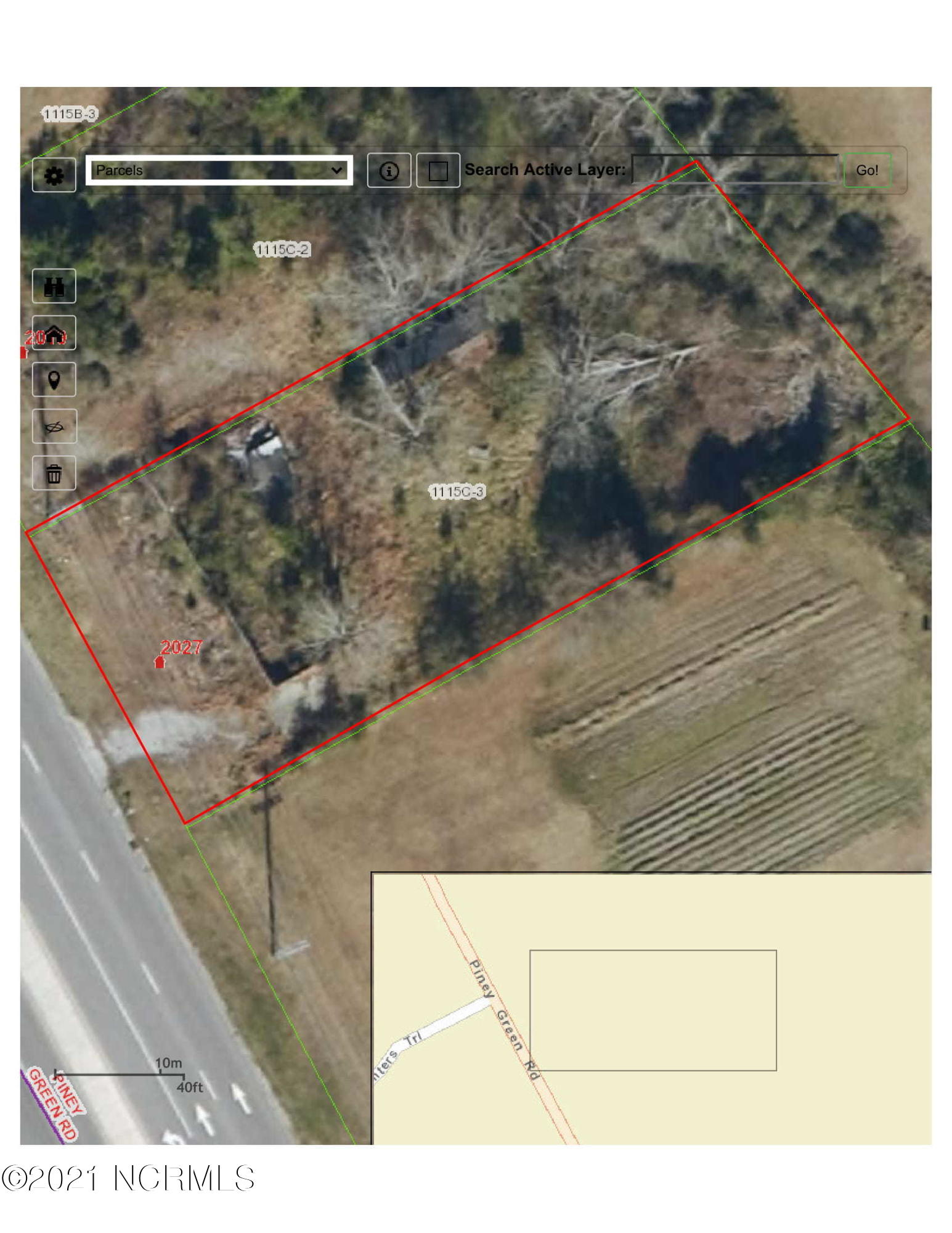 Investment Opportunity! Don't miss out on this 1/2 acre lot that the sellers want to sell both lots together that would be over an acre total with 203' of road frontage on a busy highway.  There is already a red light in front of the property.  Has access to Water and Power.Call me with any questions you may have.