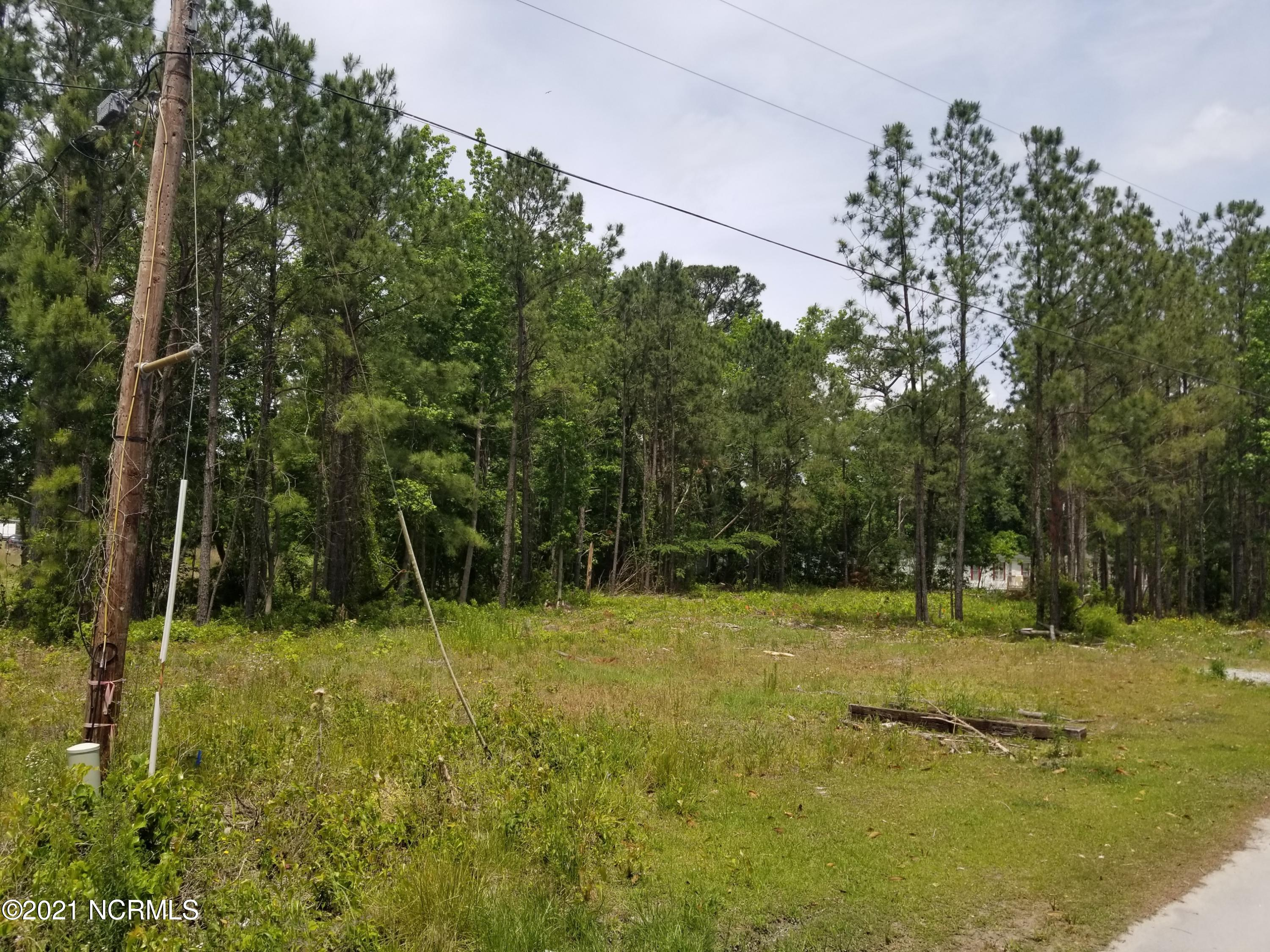 Over 3/4 of an Acre with NO RESTRICTIONS and SEPTIC IN THE GROUD!!! Mobile Homes, Tiny Homes, Manufactured ALLOWED. Bring your offer today!!!! Swansboro Schools and less than 10 minutes to The State Boat Ramp! 15 minutes to the BEACH too!!! Why rent Lot space when you can OWN a LOT with your Home on it!!!