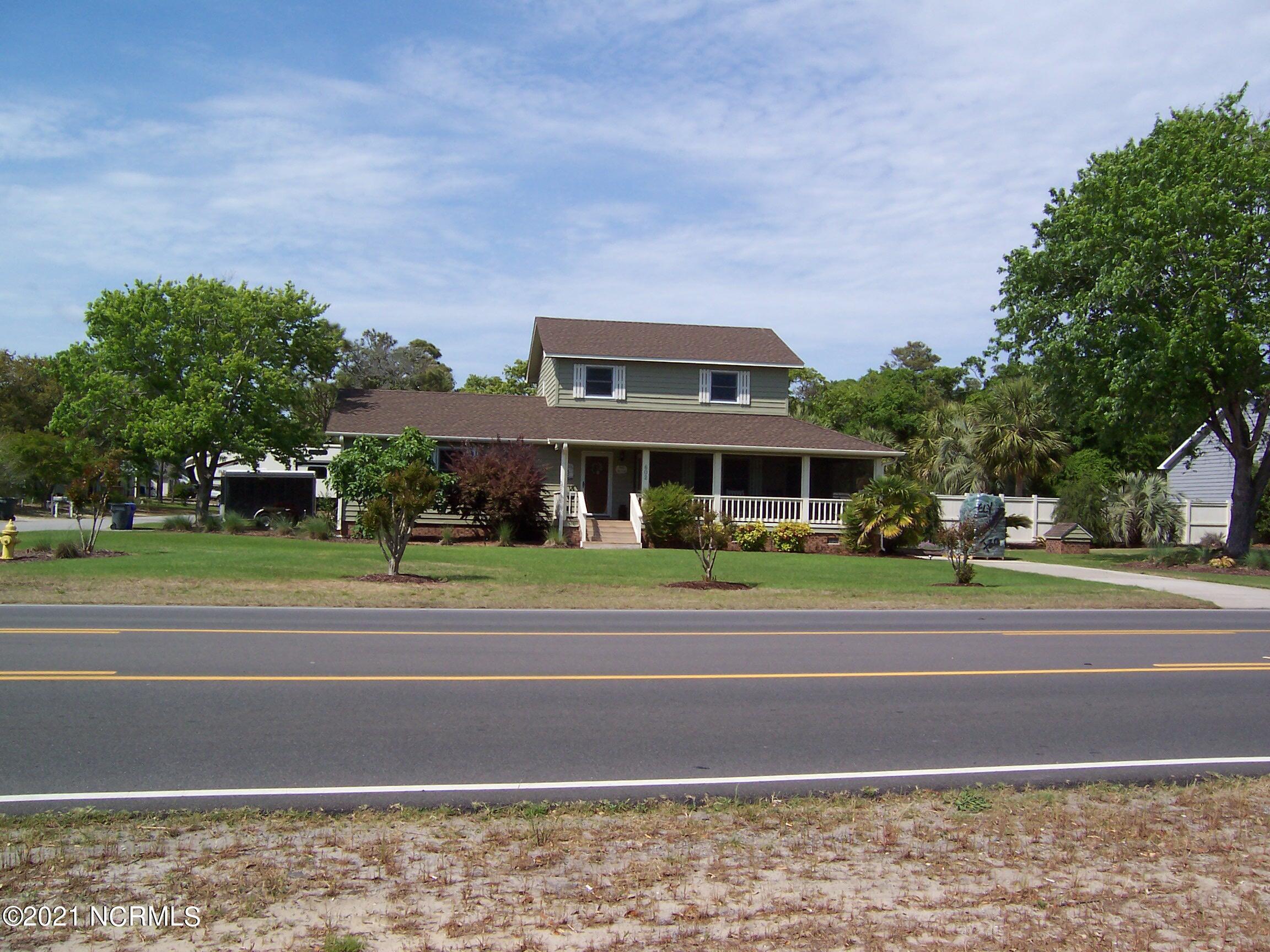 602 E Oak Island Drive Oak Island, NC 28465