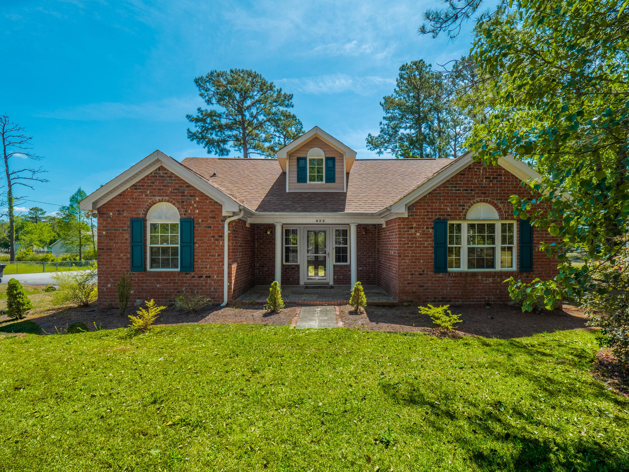 If you are looking for something that offers you a ton of SPACE and is in a great LOCATION, this is the home for you! Located on a large, corner lot just 1.6 miles from the 172 Gate of Camp Lejeune, your new home is close to shopping, restaurants, good schools, and a short drive to historic downtown Swansboro. Enjoy your large master suite, fantastic floors, and detached apartment that makes the perfect in-law suite. Seeing is believing. Schedule your showing today!