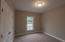 2nd & 3rd Bedroom, Sized Just Right, Big Spacious Closet.