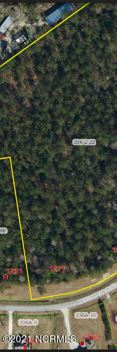 3.03 ACRES No HOA!  211' road frontage. Just outside of City Limits, Boats & RV's welcome. Wooded Lot no wetlands indicated on survey. 4 Bedroom Septic perc Great Location
