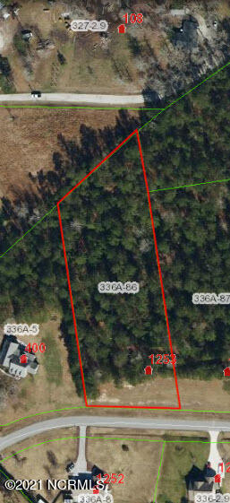 NO HOA Just outside of the City Limits! 184 ' road frontage, Boats & RV's welcome. Survey complete, wooded lot, no wetlands noted on survey. 3 Bedroom Septic Perc.
