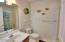 Hall Tub/Shower Bathroom