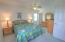 View of Large Master Suite