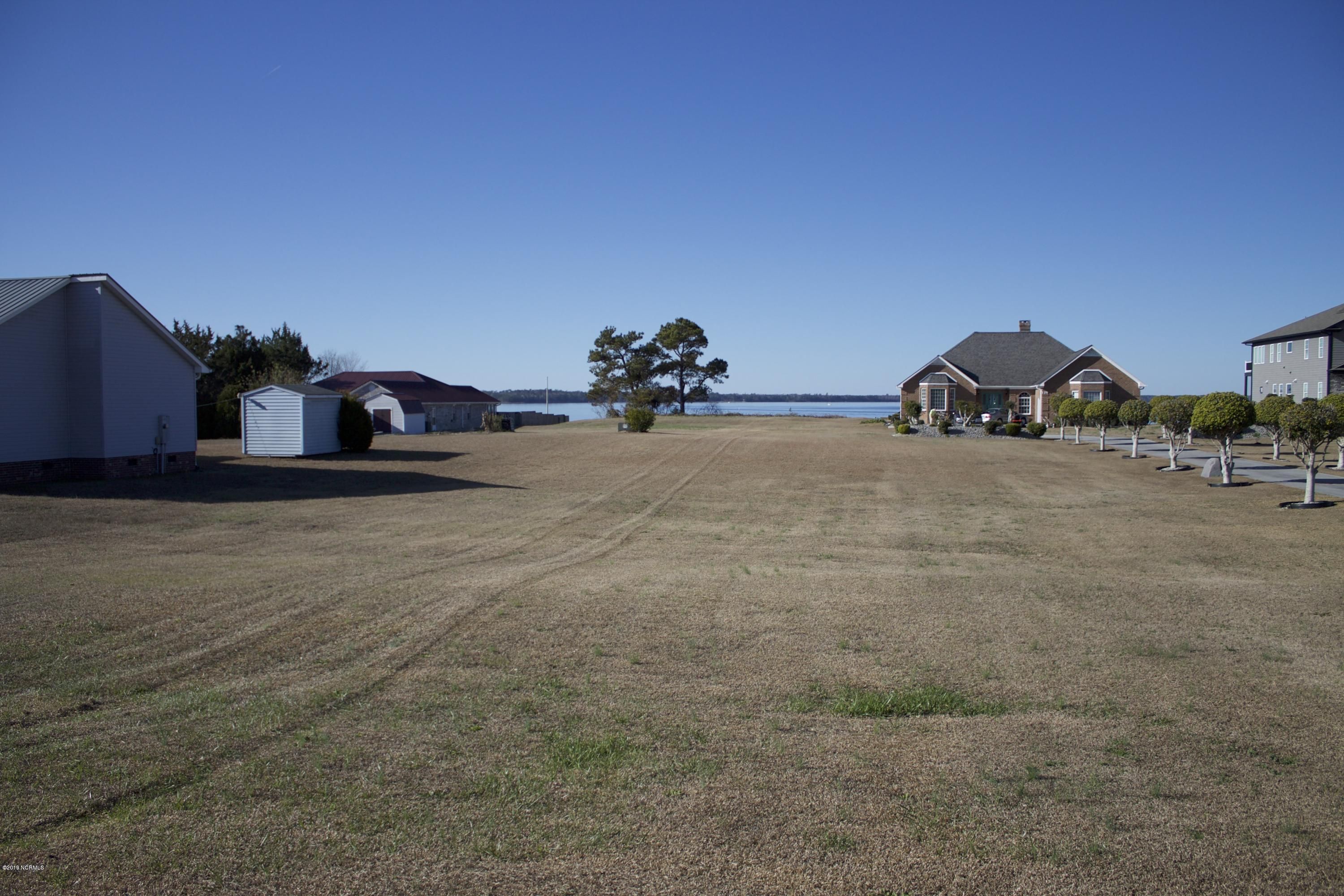 Build your dream home on this waterfront lot on the New River. Beautiful view of Stone Bay. Easy access to New River Inlet. Located off Hwy 172, just outside of the Camp Lejeune back gate.