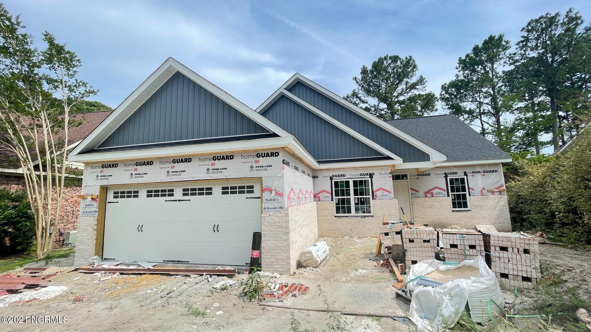 This is a new construction home in the desirable North Shore Country Club community.  4 bedrooms, 3 full bathrooms and bonus room (just under 2300 sqft) sitting right on the golf course! This home features upgrades such as a gas stove, granite kitchen tops, tankless water heater, full LVP flooring throughout the down stairs. There is also a buy-in option for club membership upon closing at the cost of $1,500, giving access to all clubhouse amenities. Please see attached document ''Upgrades and Features '' for a full list of upgrades.