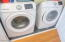 Hall Closet Washer & Dryer