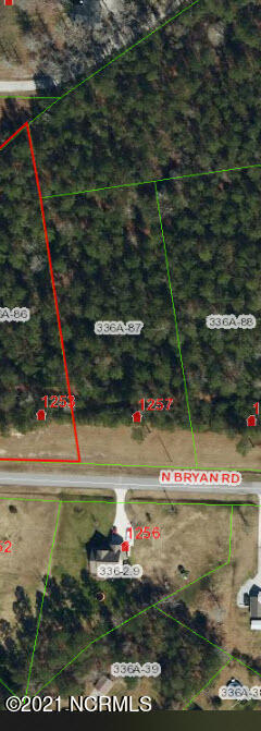 2.78 Acres No HOA 194' road frontage. Just outside of the City limits, Boats RV's welcome. Wooded lot 4 bedroom septic perc. Great Location!!