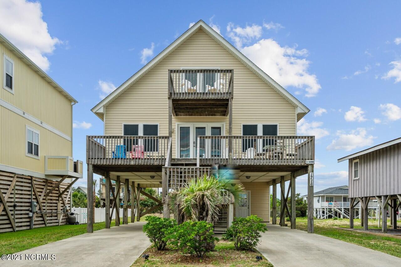 1716 W Beach Drive Oak Island, NC 28465